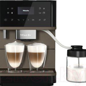 Кофемашина Miele CM 6360 OBBP
