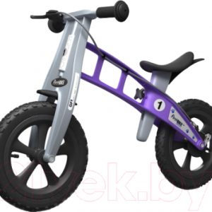 Беговел FirstBIKE Cross с тормозом