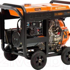 Дизельный генератор Daewoo Power DDAE 9000XE