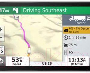 GPS навигатор Garmin Dezl LGV 700 MT-D / 010-02313-10