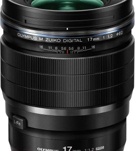 Универсальный объектив Olympus Digital ED 17mm f1.2 PRO