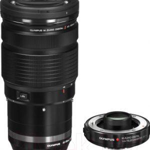 Длиннофокусный объектив Olympus Digital ED 40-150mm f2.8 PRO