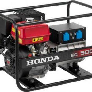 Бензиновый генератор Honda EC5000-K1GV