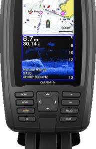 Эхолот-картплоттер Garmin EchoMap Plus 42CV / 010-01884-01