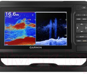 Картплоттер Garmin EchoMap UHD 62cv / 010-02329-01