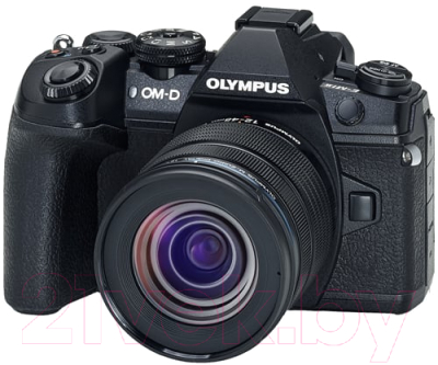 Беззеркальный фотоаппарат Olympus E-M1 Mark II Kit 12-45mm Pro