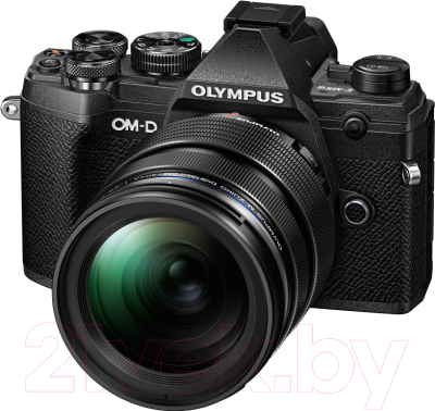 Беззеркальный фотоаппарат Olympus E-M5 Mark III Kit 12-40mm