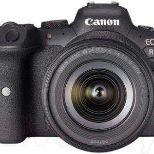 Беззеркальный фотоаппарат Canon EOS R6 RF 24-105mm f/4-7.1 IS STM / 4082C023