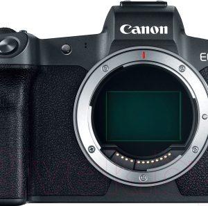Беззеркальный фотоаппарат Canon EOS R Body + адаптер EF-EOS R (3075C066AA)