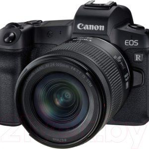 Беззеркальный фотоаппарат Canon EOS R RF 24-105mm f4-7.1 IS STM / 3075C033