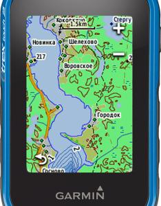 Туристический навигатор Garmin eTrex Touch 25 / 010-01325-02