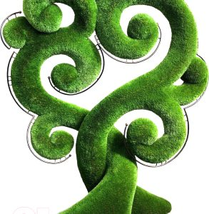 Каркасное топиари F3DF Дерево счастья