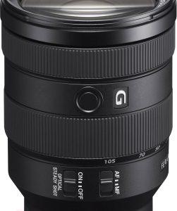 Универсальный объектив Sony FE 24-105mm F4 G OSS / SEL24105G