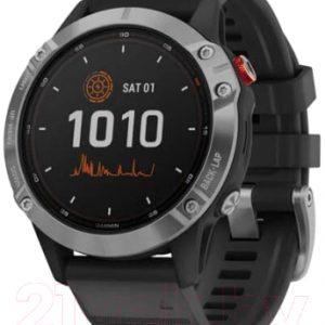 Умные часы Garmin Fenix 6 Solar / 010-02410-00