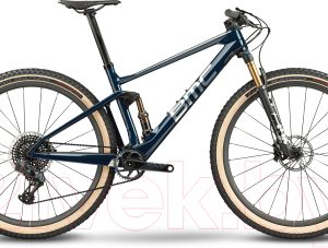 Велосипед BMC Fourstroke 01 ONE XX1 Eagle AXS Space 2021 / FS01ONE