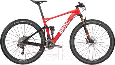 Велосипед BMC Fourstroke 01 XT Di2 2018 / FS01TEAM