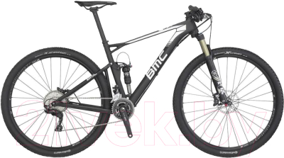 Велосипед BMC Fourstroke FS02 XT 2017 / FS02