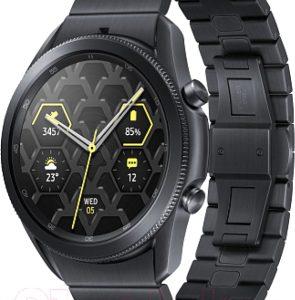 Умные часы Samsung Galaxy Watch3 45mm / SM-R840NTKACIS