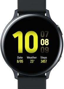 Умные часы Samsung Galaxy Watch Active2 40mm Aluminium / SM-R830NZKASER
