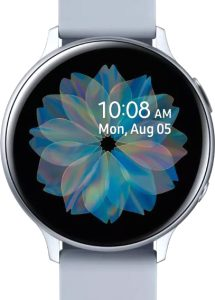 Умные часы Samsung Galaxy Watch Active2 44mm Aluminium / SM-R820NZSRSER
