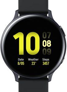 Умные часы Samsung Galaxy Watch Active2 44mm Aluminium / SM-R820NZKASER