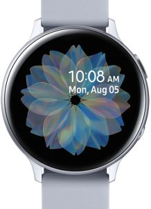 Умные часы Samsung Galaxy Watch Active2 44mm Aluminium / SM-R820NZSASER