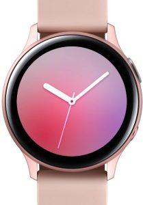 Умные часы Samsung Galaxy Watch Active2 40mm Aluminium / SM-R830NZDASER