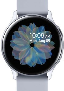 Умные часы Samsung Galaxy Watch Active2 40mm Aluminium / SM-R830NZSASER