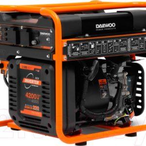 Бензиновый генератор Daewoo Power GDA 5600i
