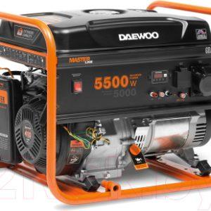 Бензиновый генератор Daewoo Power GDA 6500