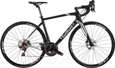 Велосипед Wilier GTR Team Disc Ultegra RS170 / B015U1-BLACK