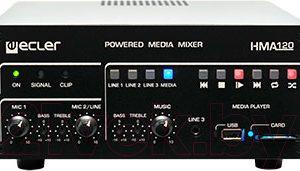 Трансляционный микшер-усилитель Ecler HMA120