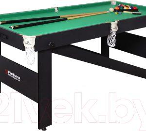 Бильярдный стол FORTUNA Hobby BF-630P Пул 6фт / 08528
