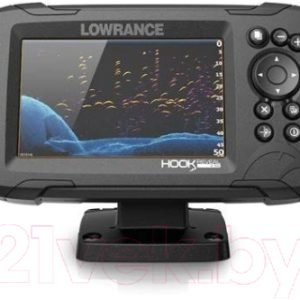 Эхолот Lowrance Hook Reveal 5 / 000-15504-001