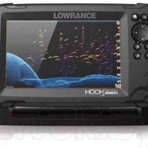 Эхолот Lowrance Hook Reveal 7 / 000-15518-001