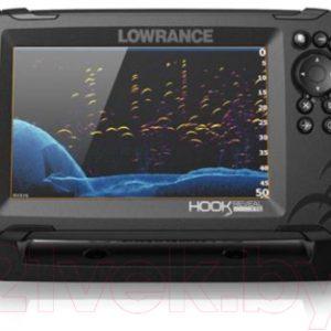 Эхолот Lowrance Hook Reveal 7 TripleShot / 000-15520-001