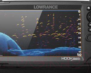 Эхолот Lowrance Hook Reveal 9 Tripleshot Row / 000-15531-001