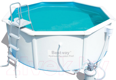 Каркасный бассейн Bestway Hydrium 56566