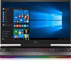 Игровой ноутбук Dell Inspiron G7 17 (7700-215978)