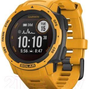 Умные часы Garmin Instinct Solar / 010-02293-09