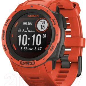 Умные часы Garmin Instinct Solar / 010-02293-20