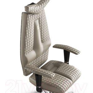 Кресло офисное Kulik System Jet Design кожа