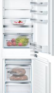 Встраиваемый холодильник Bosch KIN86HD20R