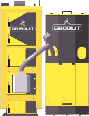 Твердотопливный котел Greolit KT-2EPG 15 кВт