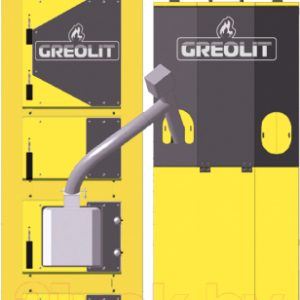 Твердотопливный котел Greolit KT-2EPG 75 кВт