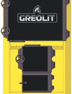 Твердотопливный котел Greolit KT-3ET 300 кВт