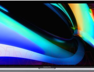 "Ноутбук Apple MacBook Pro 16"" Touch Bar 2019 512GB / MVVJ2"