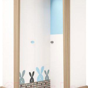 Шкаф ABC-King Mix Bunny правый / MIX-14-02-K-BB