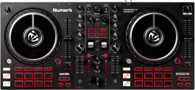DJ контроллер Numark Mixtrack Pro FX