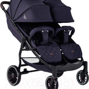 Детская прогулочная коляска Bubago Model Q Duo